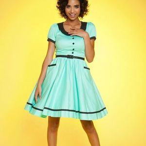 Pinup Girl Clothing Dee Dee Dress